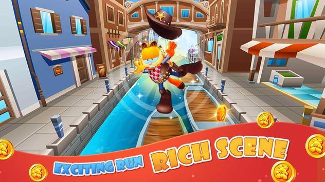 Garfield™ Rush screenshot 5