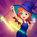 Magical Jewels - Gems Witch APK