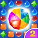 Gems & Jewels 2 - Match 3 Jungle Puzzle Game