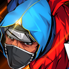 Ninja Hero - Epic fighting arcade game simgesi