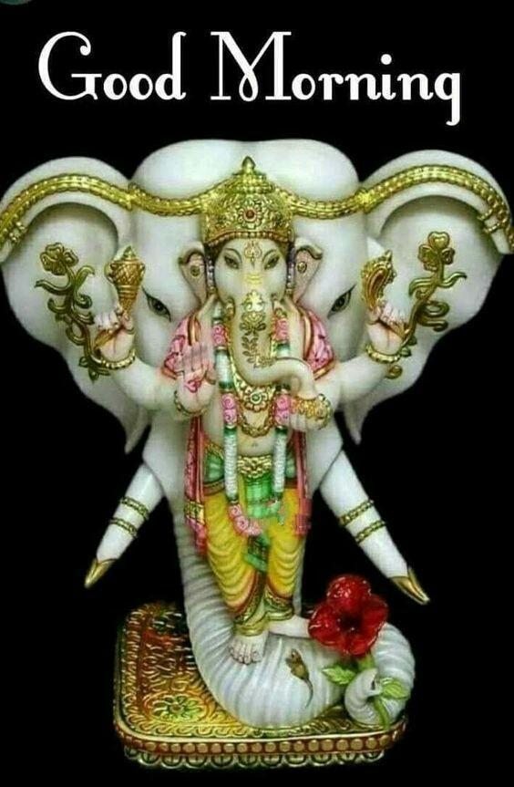 ganesh ji good morning images 21