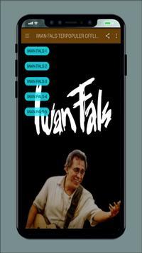IWAN FALS - TERPOPULER OFFLINE screenshot 1