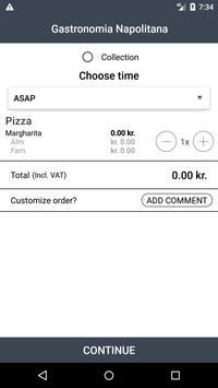 Gastronomia Napolitana screenshot 2