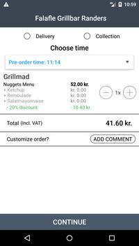 Falafle Grillbar Randers screenshot 2