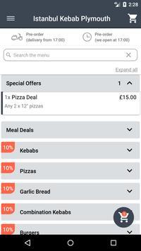 Istanbul Kebab Plymouth screenshot 1