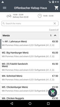 Offenbacher Kebap Haus screenshot 1