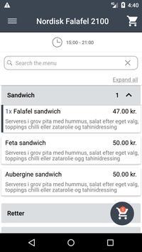 Nordisk Falafel 2100 screenshot 1