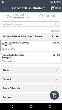 Pizzeria Bellini Duisburg screenshot 1