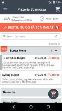 Pizzeria Scamorza screenshot 1