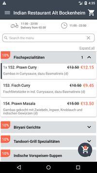Restaurant Alt Bockenheim screenshot 1