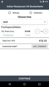 Restaurant Alt Bockenheim screenshot 2