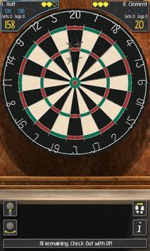 Pro Darts 2021 poster