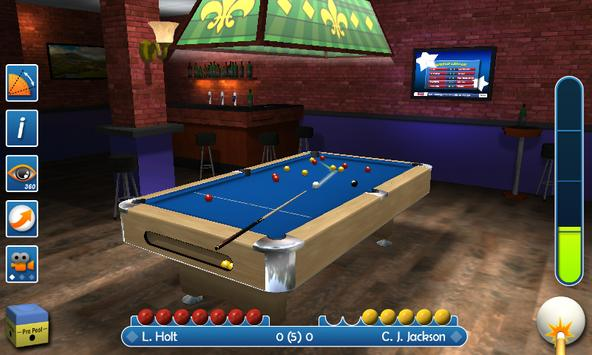 Pro Pool 2021 screenshot 3