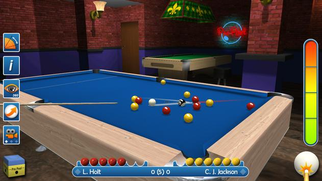 Pro Pool 2021 screenshot 14