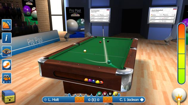 Pro Pool 2021 screenshot 15