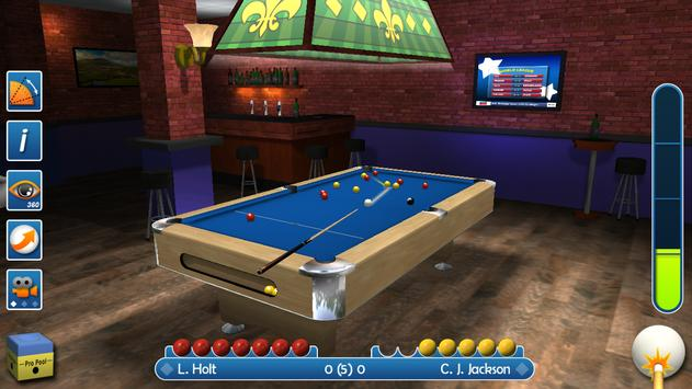 Pro Pool 2021 screenshot 19