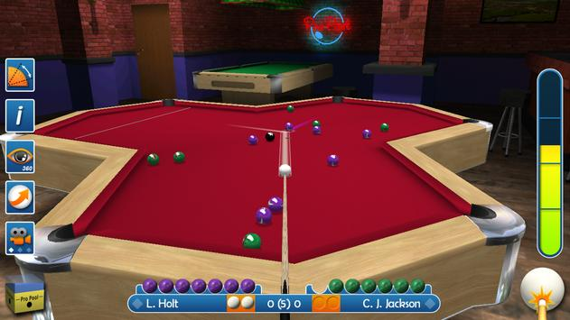 Pro Pool 2021 screenshot 21