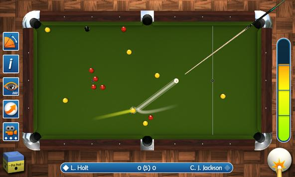 Pro Pool 2021 screenshot 2