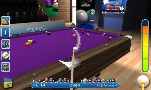 Pro Pool 2021 screenshot 4