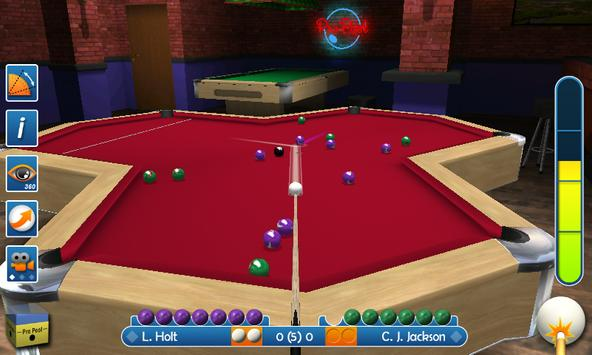 Pro Pool 2021 screenshot 5