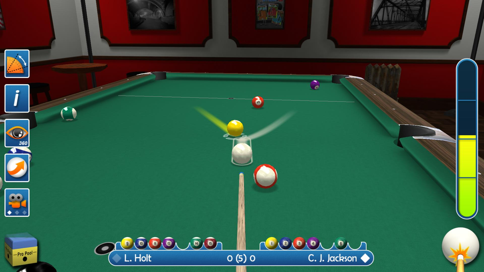 the Pro Pool 2020 APK