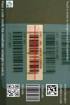ixMAT Barcode Scanner poster
