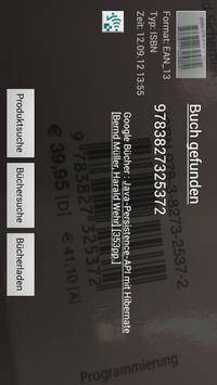 ixMAT Barcode Scanner screenshot 2