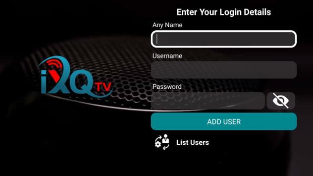 IXQtv screenshot 1