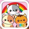 Katzenstadt - Haustierspiele für Mädchen & Jungen Zeichen
