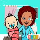 My Tizi Daycare for Babies - 畅玩宝宝护理方面的小游戏 APK