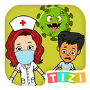 My Tizi Town Hospital - Doctor Games for Kids 🏥 APK