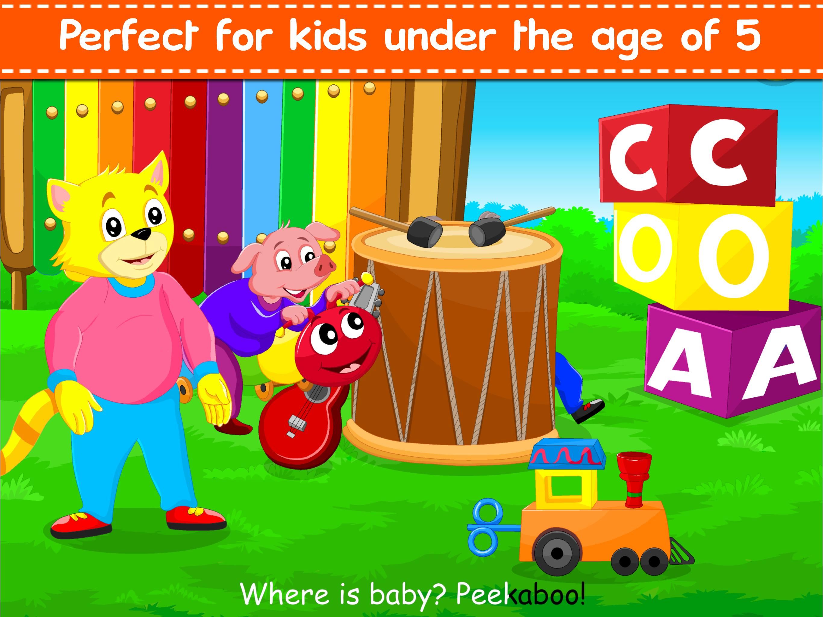 Nursery Rhymes For Kids All Favorite