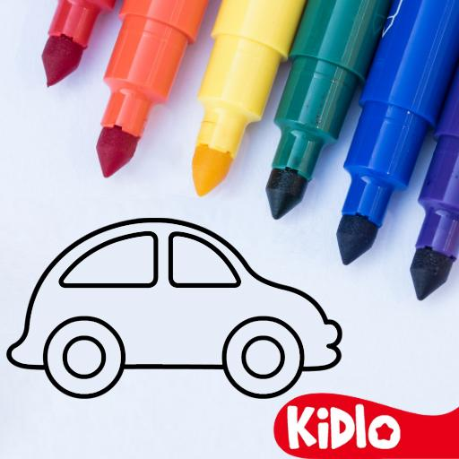 Download Coloring Games for Kids – Drawing & Color Book For Android