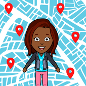 My Tizi City - Town Games 图标