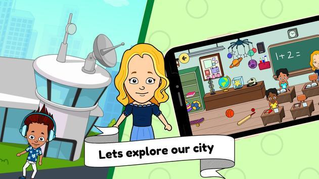 My Tizi City - Town Games 截图 14