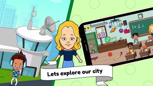 My Tizi City - Town Games 截图 7