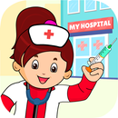 🏥 My Hospital Town: Free Doctor Games for Kids 🏥 APK