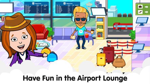 Aeropuerto de Tizi: Juegos de aviones para niños captura de pantalla 19