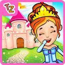 👸 我的公主城镇 - 娃娃屋儿童游戏 👑 APK
