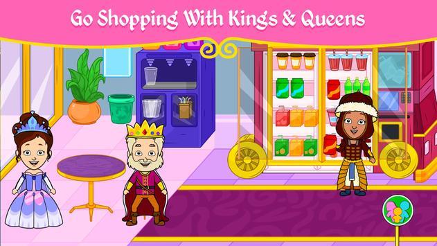 مدينة الأميرات - ألعاب بيت العرائس للأطفال تصوير الشاشة 10