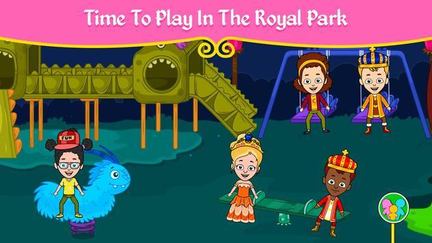 مدينة الأميرات - ألعاب بيت العرائس للأطفال تصوير الشاشة 2