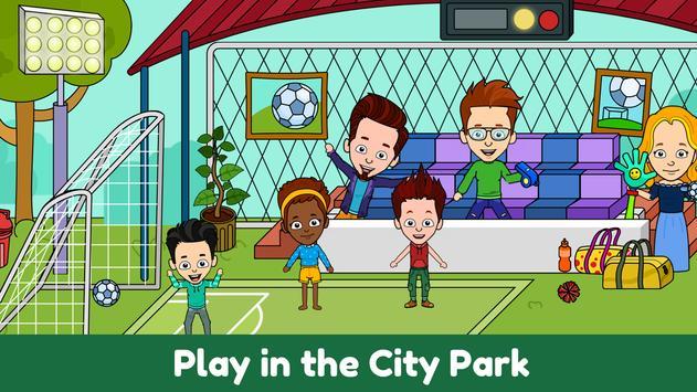 عالم تيزي:  يقدم أروع ألعاب المدينة للأطفال تصوير الشاشة 11