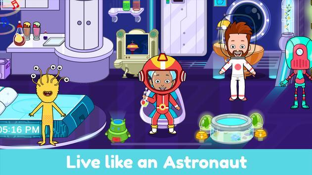 عالم تيزي:  يقدم أروع ألعاب المدينة للأطفال تصوير الشاشة 1