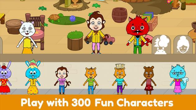 عالم تيزي:  يقدم أروع ألعاب المدينة للأطفال تصوير الشاشة 3