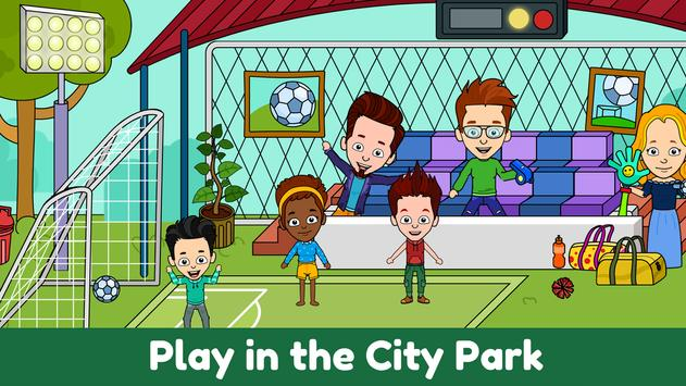 عالم تيزي:  يقدم أروع ألعاب المدينة للأطفال تصوير الشاشة 5