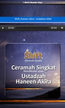 Ceramah Pendek Ust Haneen Akira screenshot 1