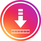 Video downloader - Download video for instagram icon