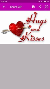 Kisses and Hugs GIF Collection screenshot 3