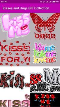 Kisses and Hugs GIF Collection screenshot 5