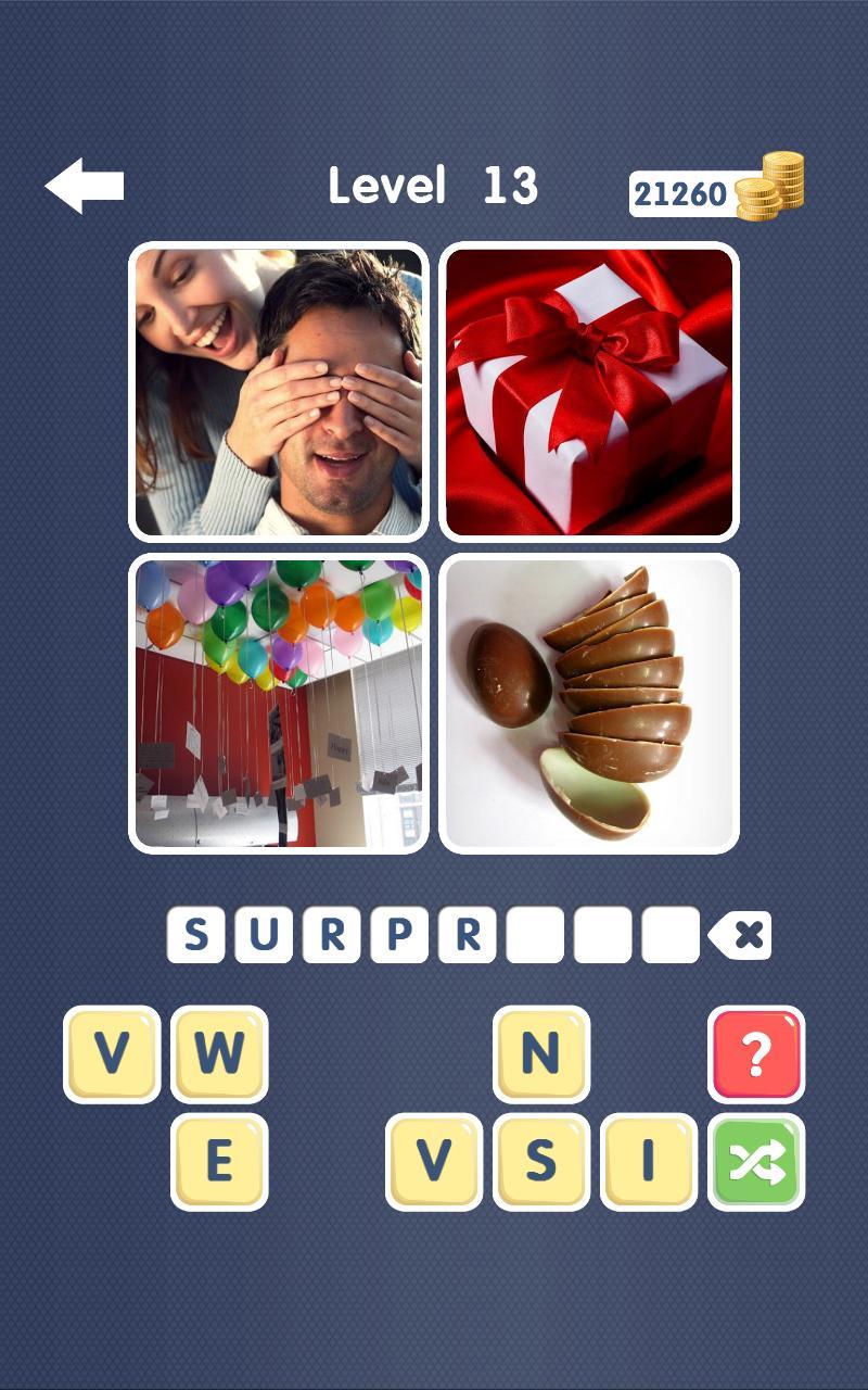 Ответы угадай слово по четырем картинками опрятные